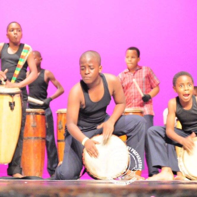 PMPS drumming